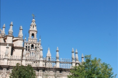 2007-10-11 Seville (& El Alcacar) Spain.  (30)030
