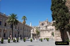 2007-10-11 Seville (& El Alcacar) Spain.  (32)032