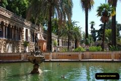 2007-10-11 Seville (& El Alcacar) Spain.  (40)040