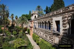 2007-10-11 Seville (& El Alcacar) Spain.  (45)045