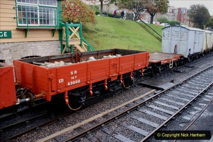 2019-10-11 Six Locomotives for the SR Autumn Steam Gala. (102) 102