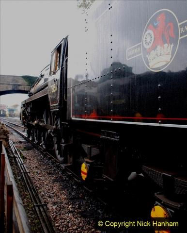 2019-10-11 Six Locomotives for the SR Autumn Steam Gala. (11) 011