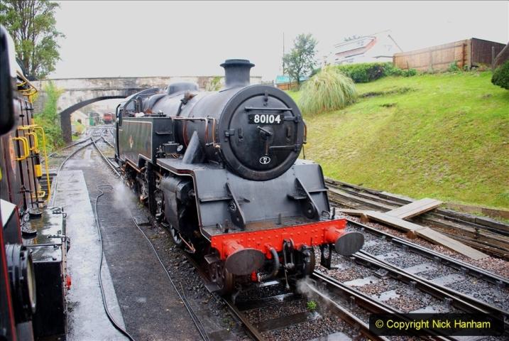 2019-10-11 Six Locomotives for the SR Autumn Steam Gala. (113) 113