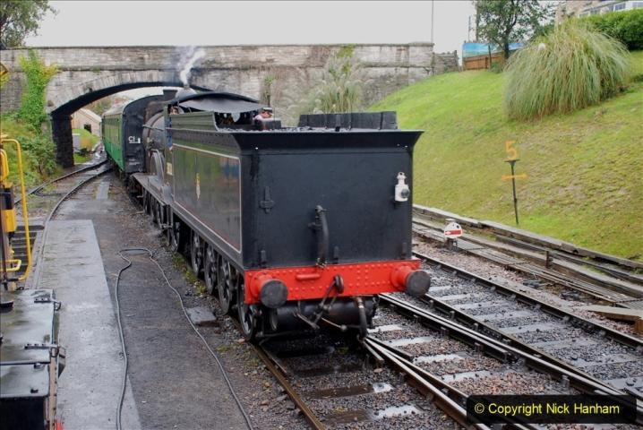 2019-10-11 Six Locomotives for the SR Autumn Steam Gala. (126) 126