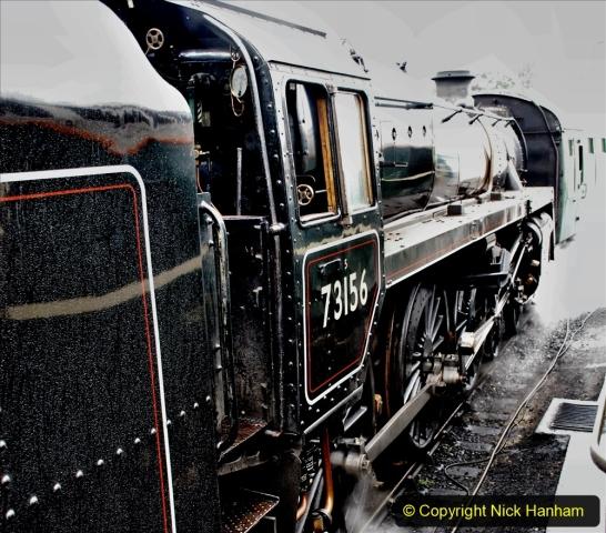 2019-10-11 Six Locomotives for the SR Autumn Steam Gala. (168) 168