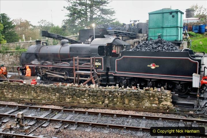2019-10-11 Six Locomotives for the SR Autumn Steam Gala. (28) 028