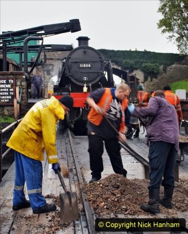2019-10-11 Six Locomotives for the SR Autumn Steam Gala. (32) 032