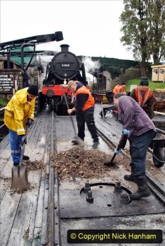 2019-10-11 Six Locomotives for the SR Autumn Steam Gala. (33) 033