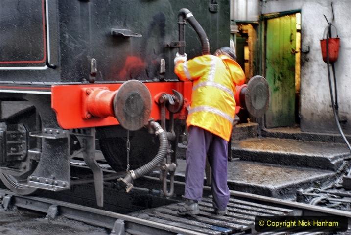 2019-10-11 Six Locomotives for the SR Autumn Steam Gala. (51) 051