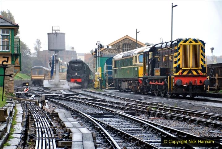 2019-10-11 Six Locomotives for the SR Autumn Steam Gala. (69) 069