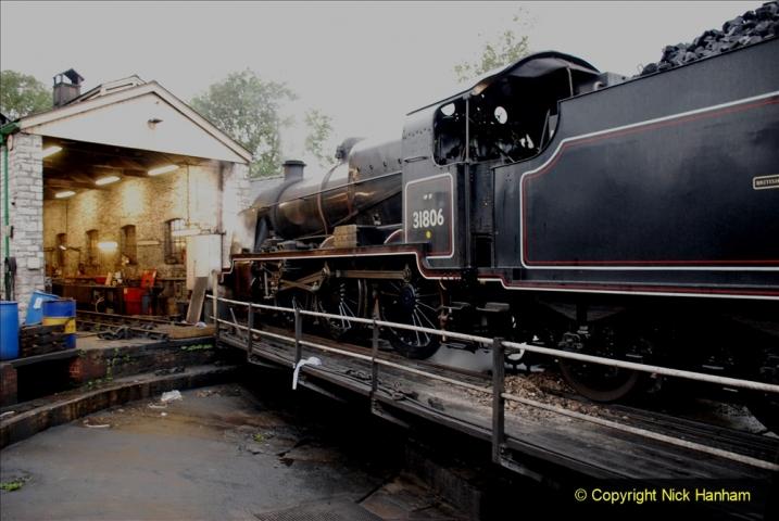 2019-10-11 Six Locomotives for the SR Autumn Steam Gala. (7) 007
