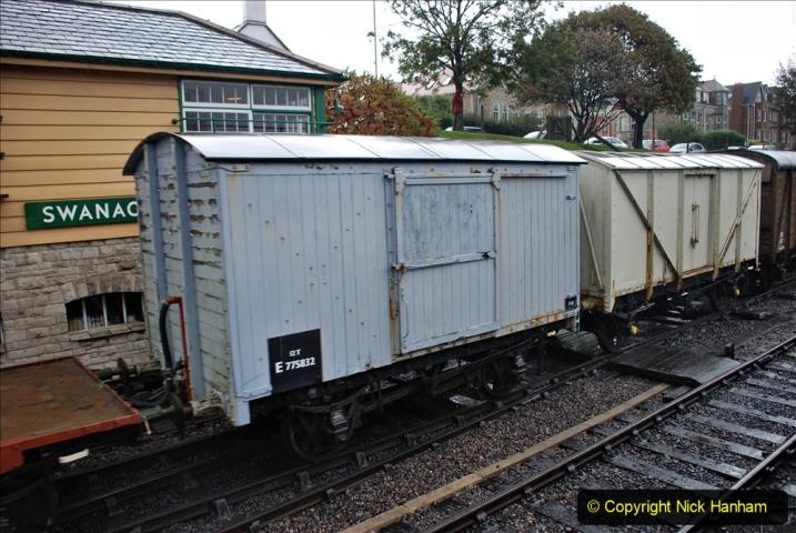 2019-10-11 Six Locomotives for the SR Autumn Steam Gala. (77) 077