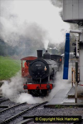 2019-10-11 Six Locomotives for the SR Autumn Steam Gala. (88) 088