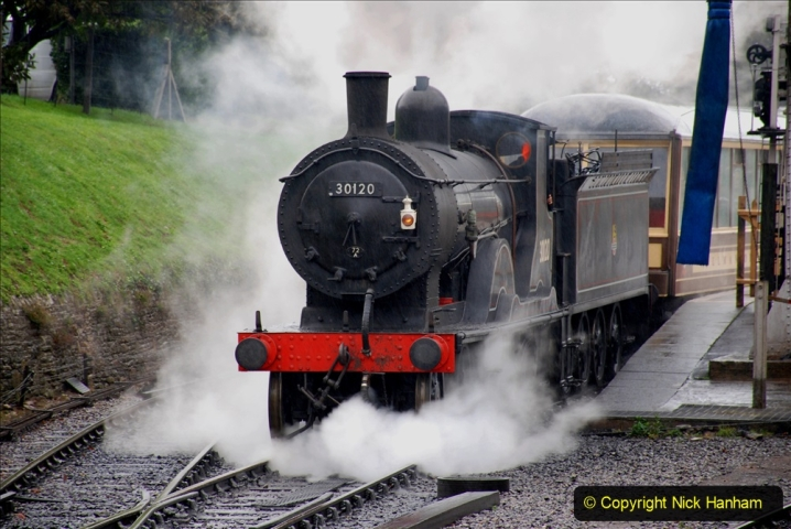 2019-10-11 Six Locomotives for the SR Autumn Steam Gala. (89) 089
