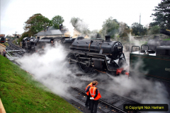 2019-10-11 Six Locomotives for the SR Autumn Steam Gala. (25) 025