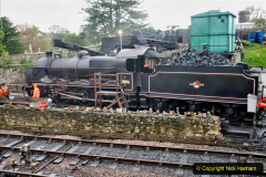 2019-10-11 Six Locomotives for the SR Autumn Steam Gala. (28) 028