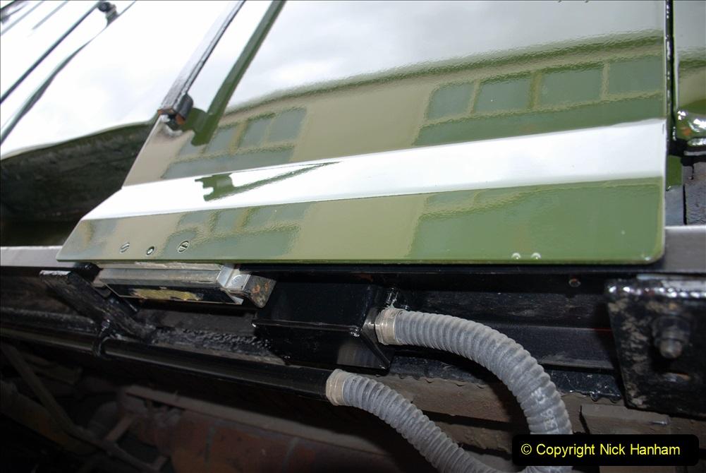 2019-09-06 SR Classic Transport Rally. (27) Wareham Service Bubble Car. 010
