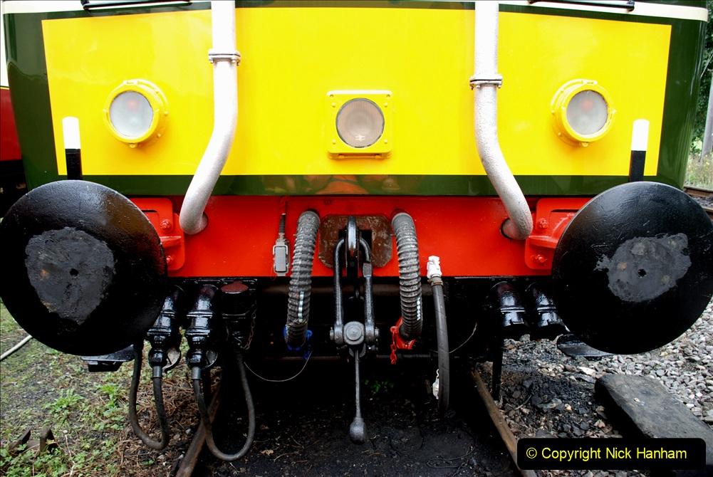 2019-09-06 SR Classic Transport Rally. (73) Wareham Service Bubble Car. 010