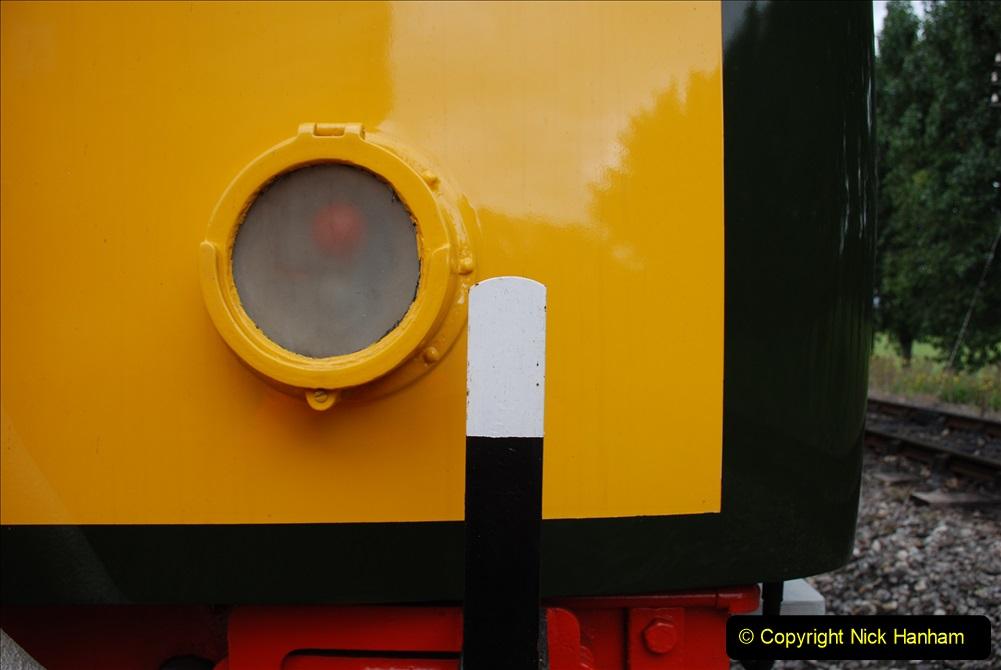2019-09-06 SR Classic Transport Rally. (80) Wareham Service Bubble Car. 010