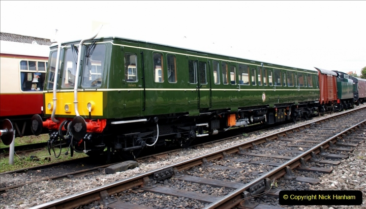 2019-09-06 SR Classic Transport Rally. (10) Wareham Service Bubble Car. 010