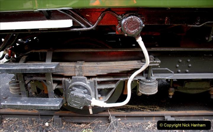 2019-09-06 SR Classic Transport Rally. (59) Wareham Service Bubble Car. 010