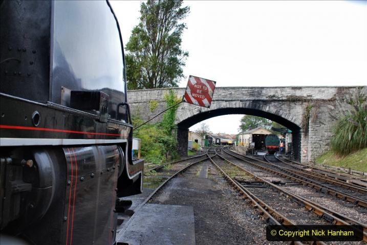 2019-10-09 Corfe Castle - Swanage - Norden. (27) 27