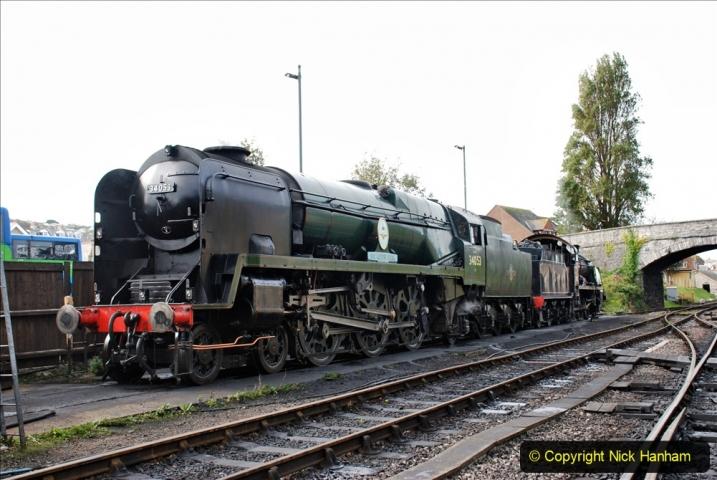 2019-10-09 Corfe Castle - Swanage - Norden. (28) 28