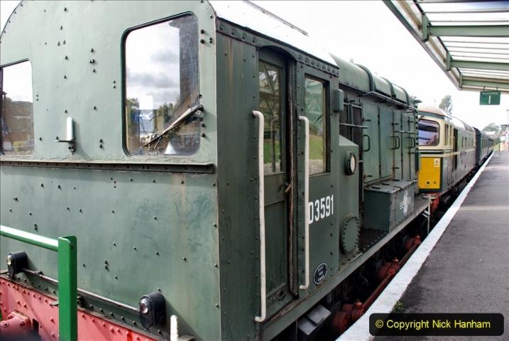 2019-10-09 Corfe Castle - Swanage - Norden. (34) 34