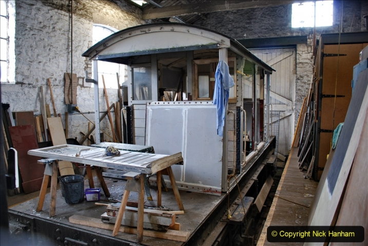 2019-10-09 Corfe Castle - Swanage - Norden. (39) Swanage Goods Shed. 39