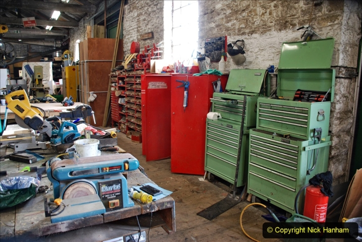 2019-10-09 Corfe Castle - Swanage - Norden. (43) Swanage Goods Shed. 43