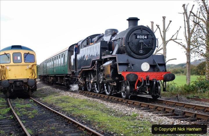 2019-10-09 Corfe Castle - Swanage - Norden. (46) 46
