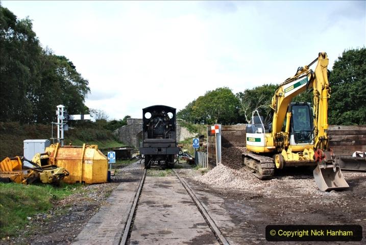 2019-10-09 Corfe Castle - Swanage - Norden. (48) 48