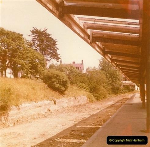 1973 The Swanage Railway.  Swanage. (11)0011