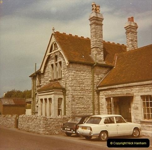 1973 The Swanage Railway.  Swanage. (13)0013