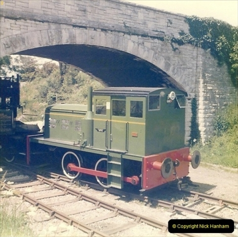 1976 to 1979 The SR takes shape.  (11)0040