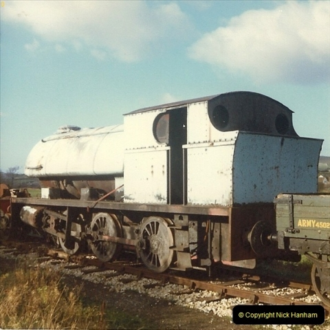 1976 to 1979 The SR takes shape.  (17)0046