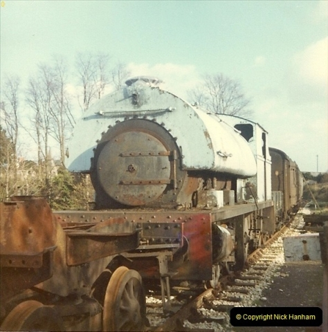 1976 to 1979 The SR takes shape.  (18)0047
