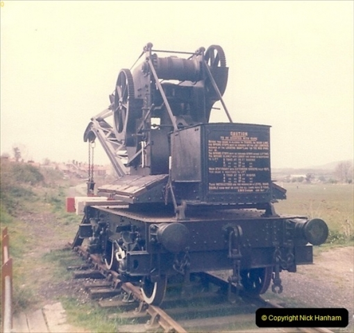 1976 to 1979 The SR takes shape.  (2)0031