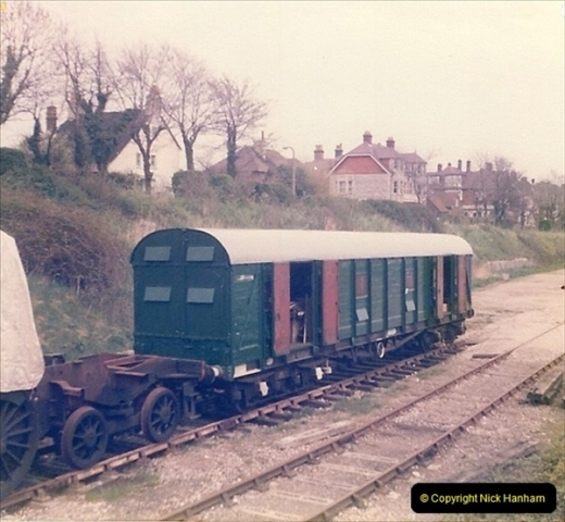 1976 to 1979 The SR takes shape.  (7)0036