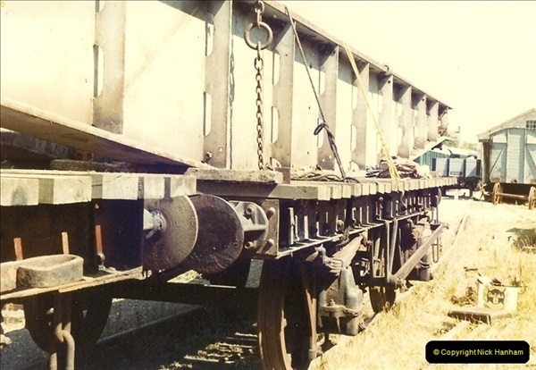 1981-07-01 to 1981-11-29 The SR takes Shape.  (5)0152