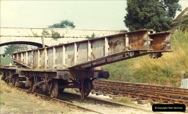 1981-07-01 to 1981-11-29 The SR takes Shape.  (6)0153
