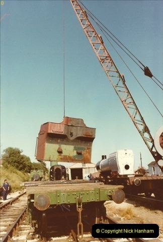 1982 Developments on the SR.  (12)0177