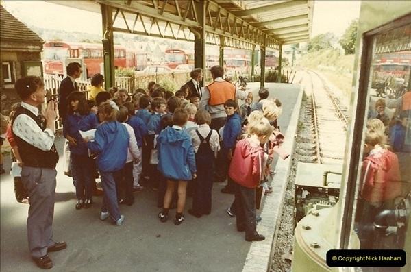 1982 Developments on the SR.  (16)0181