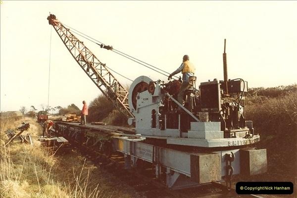 1982 Developments on the SR.  (2)0167