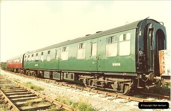 1982 Developments on the SR.  (21)0186