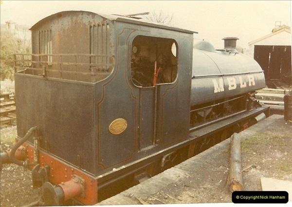 1982 Developments on the SR.  (26)0191