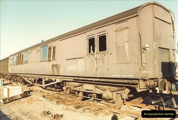 1982 Developments on the SR.  (3)0168