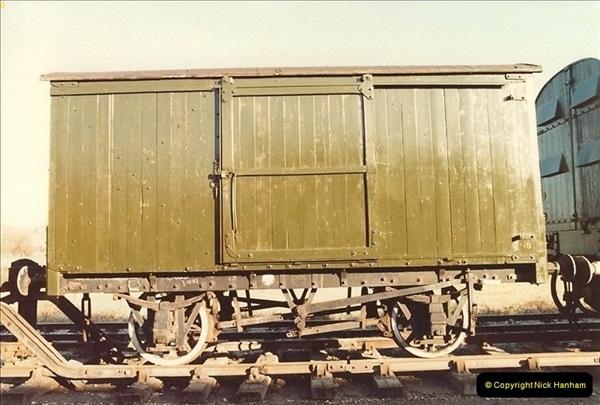 1982 Developments on the SR.  (5)0170