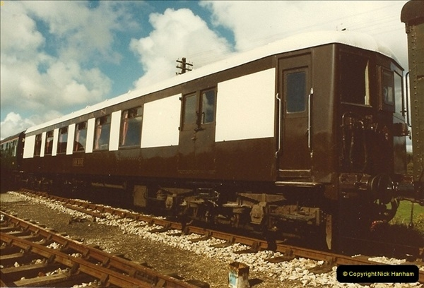 1984-09-29 Brighton Belle driving car @ Swanage.0239