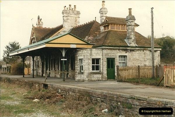 1985-04-10 Corfe Castle.  (3)0279